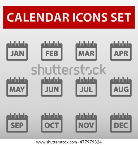 Calendar Month Stock Images, Royalty-Free Images & Vectors ...