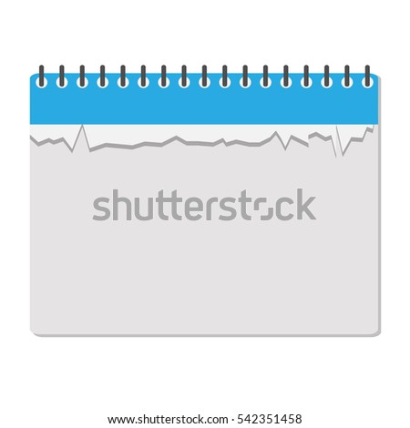 calendar reminder isolated icon design. Vector illustration