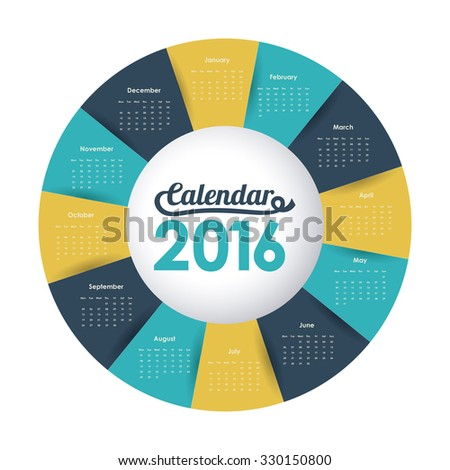 Year Calendar Stock Images Royalty Free Images Amp Vectors