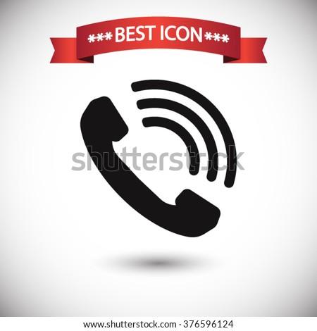 Call icon vector, call icon eps10, call icon picture, call icon flat design, call icon, call web icon, call icon art, call icon drawing, call icon, call icon jpg, call icon object, call - stock vector