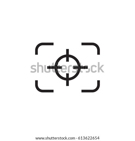 Camera Focus Icon Stock Images, Royalty-Free Images & Vectors ...