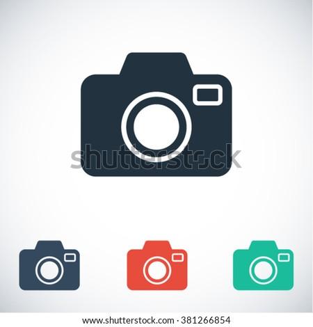 Camera  icon, camera  vector icon, camera  icon illustration, camera  icon eps, camera  icon jpeg, camera  icon picture, camera  flat icon, camera  icon design, camera  icon web, camera  icon art - stock vector