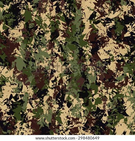 Camouflage background army colors template stock vector 298480649 camouflage background army colors template toneelgroepblik Choice Image
