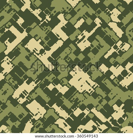 Camouflage seamless pattern army dazzle paint stock vector 360549143 camouflage seamless pattern army dazzle paint template war repeating design for project and concept toneelgroepblik Choice Image