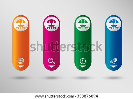 Outdoors Infographic Stock Photos, Royalty-Free Images & Vectors ...