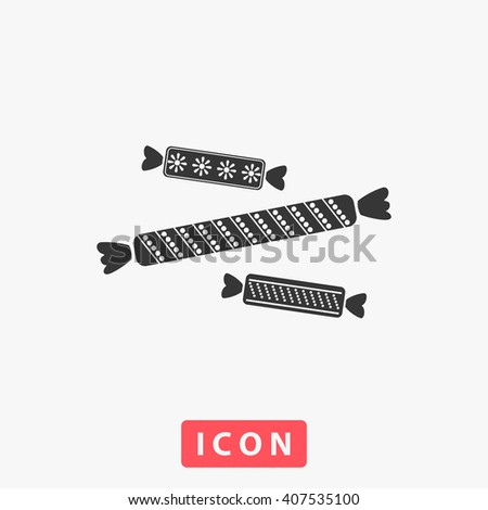 candy Icon Vector. candy Icon Art. candy Icon Picture. candy Icon Image. candy Icon logo. candy Icon Sign. candy Icon Flat. candy Icon design. candy icon app. candy vector design. candy icon eps - stock vector