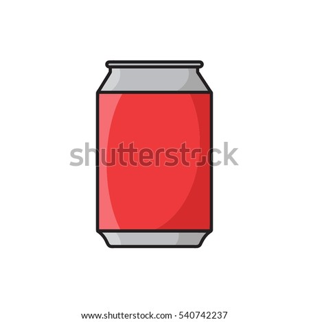 canned drink icon