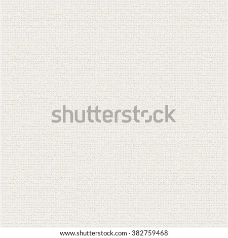 Canvas paper texture. Grey speckled background. Abstract vector.