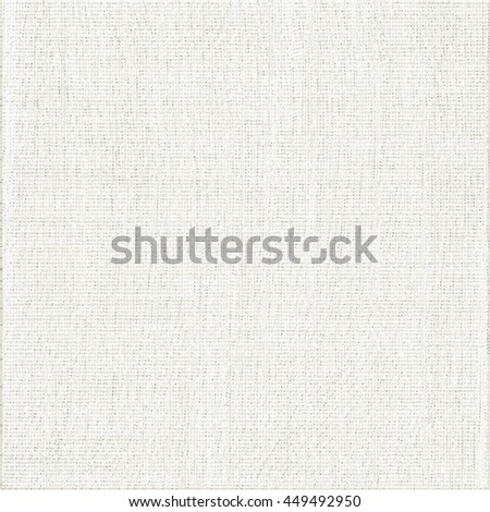 Canvas texture. Abstract vector. - stock vector
