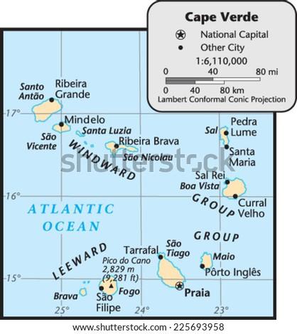 Virgin Islands Territory Map Stock Vector 223503889