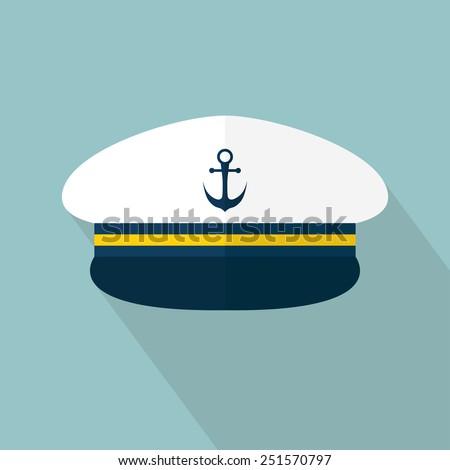 Captain Stock Images, Royalty-Free Images & Vectors ... Captain Hat Vector