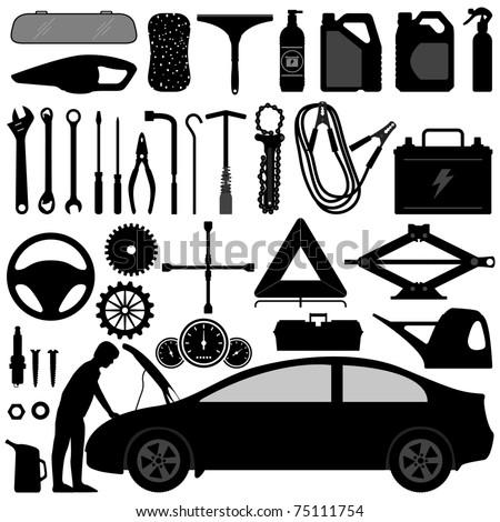 Box Wrench Clip Art Car Auto Accessories R...