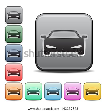 Car Automotive Icon