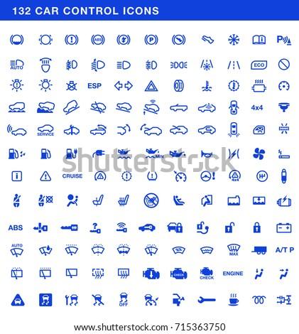Dashboard Symbol Stock Images RoyaltyFree Images Vectors - Car image sign of dashboarddashboard warning lights stock images royaltyfree images