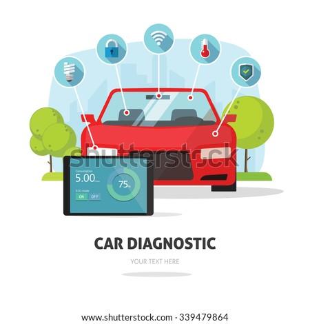 Car Diagnostics Stock Images Royalty Free Images Vectors Shutterstock