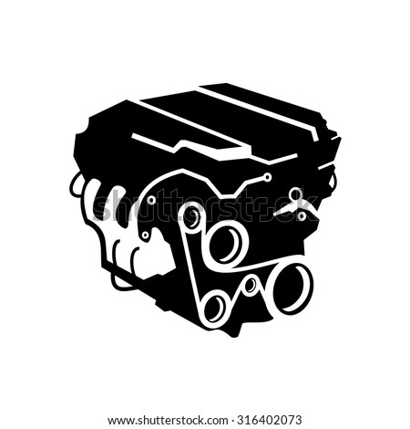 Engine Block Stock Images Royalty Free Images Vectors