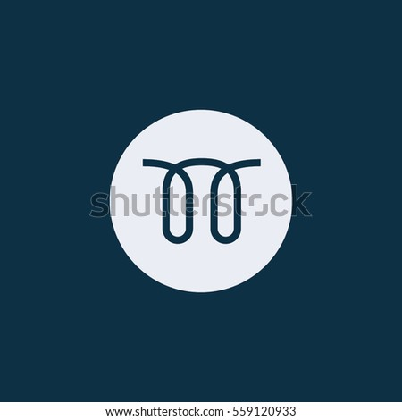 Car Glow Plug Icon Stock Vector 2018 559120933 Shutterstock