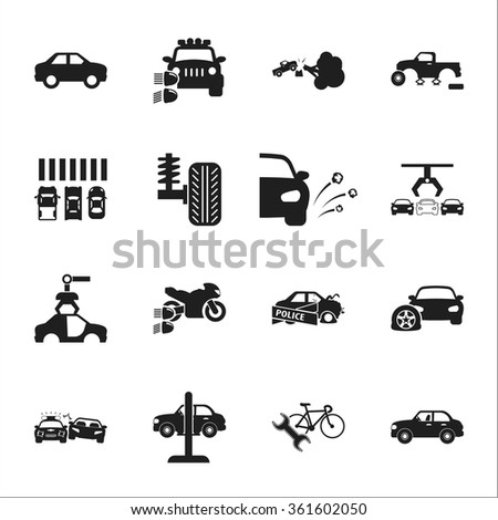 Car icons set. Car icons simple. Car icons. Car set app. Car set vector. Car set eps. Car icons UI. Car icons sign.Car icons art. Car set Car set logo. Car set web. Car set UI. Car draw. Car set icon. - stock vector