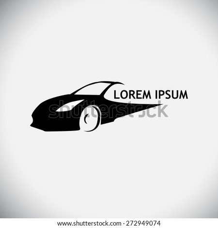 car logo. Vector - stock vector