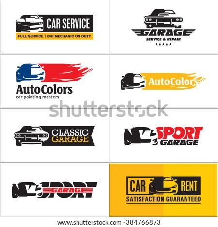 Auto stock images royalty free images vectors for Garage villeneuve auto service