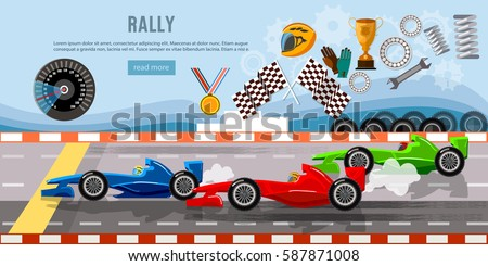 Race Car Starting Line Stock Images Royalty Free Images Vectors