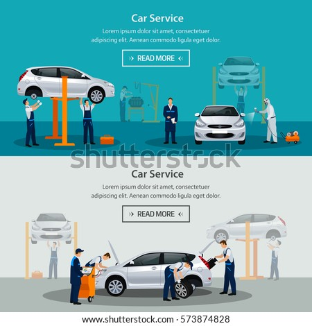 Vehicle Repair Service