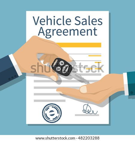 Dealership Document Stock Images, Royalty-Free Images & Vectors