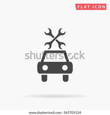 Car service Icon Vector. Car service Icon JPEG. Car service Icon Picture. Car service Icon Image. Car service Icon JPG. Car service Icon EPS. Car service Icon AI. Car service Icon Drawing - stock vector