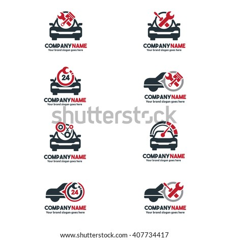 Car Maintenance Stock Images RoyaltyFree Images  Vectors - Car sign and name