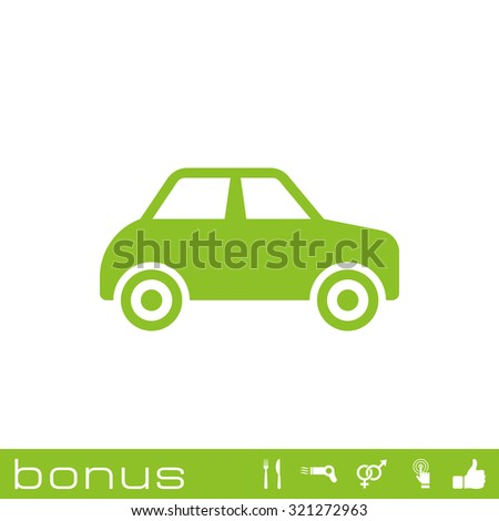car sign icon