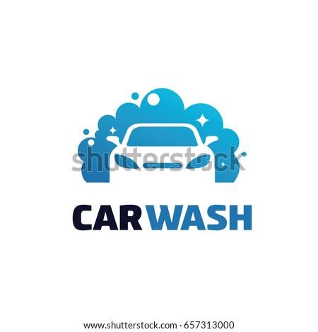 Start your car wash logo design for only 29!  48hourslogo