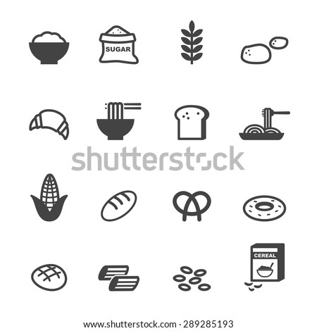 carbohydrates stock vectors  images  u0026 vector art