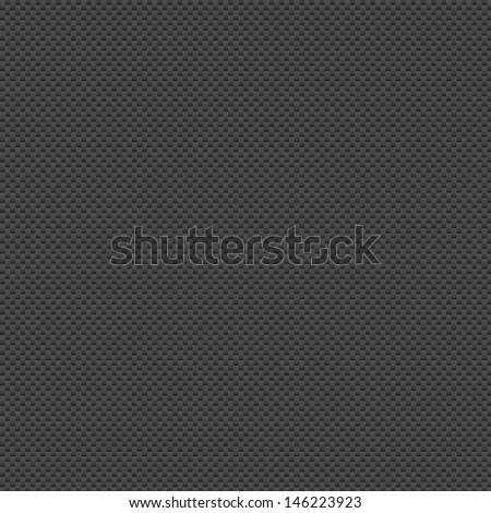 Carbon Fiber background. Vector illustration.