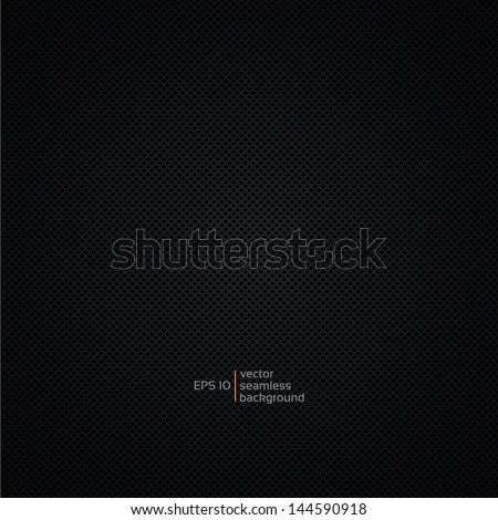 carbon metallic seamless pattern neutral background-vector - stock vector