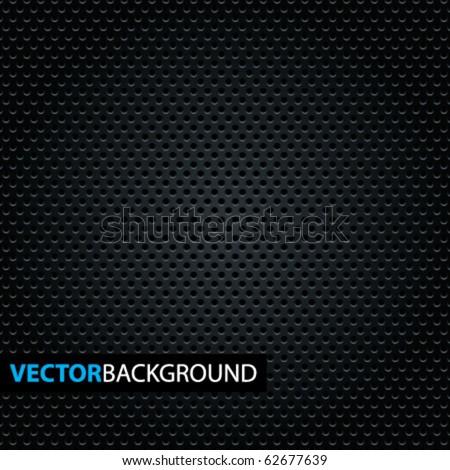 Carbon Pattern. Vector Illustration. - stock vector