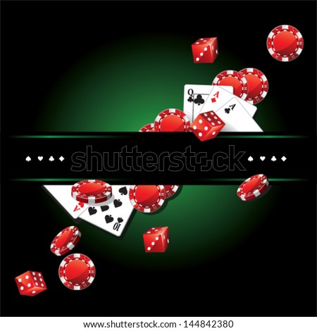 Casino Cards Images Cards Chips Casino Background