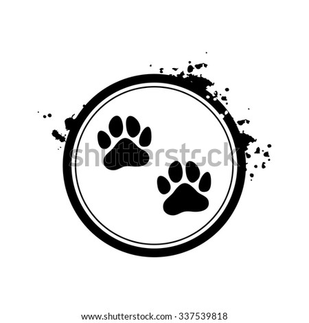 Care Animal, Stars Animal, Save Animal Freedom  - stock vector