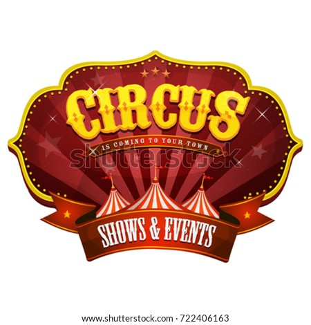Circus Stock Images Royalty Free Images Amp Vectors