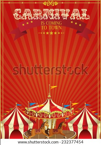 Carnival Poster Stock Images, Royalty-Free Images & Vectors ...