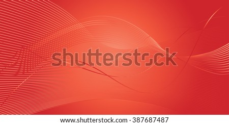 Carnival red colors of Mexico abstract background for festivities. Colorful Wavy lines, stylized confetti. Vector Digital Illustration. For Holiday Art, Print, Web graphic design.