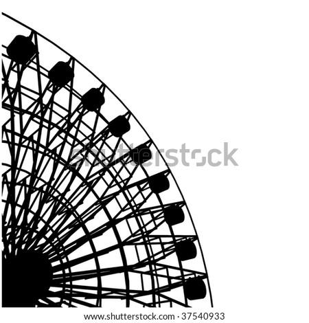 Carousel Vector 07 - stock vector