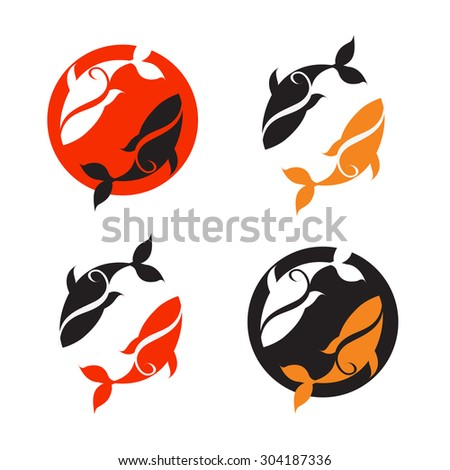 carp fish logo stock vector 304187336 shutterstock rh shutterstock com carp logo shirts carp login