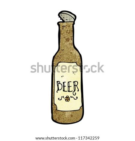 cartoon beer bottle stock vector 117342259 shutterstock rh shutterstock com cartoon beer bottle photo cartoon beer bottle cap
