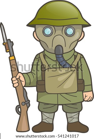 soldiers in world war one clip art � cliparts