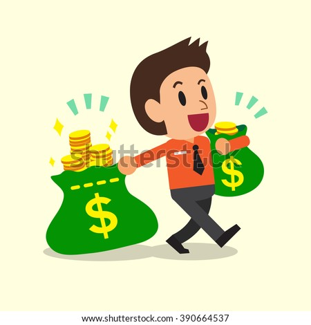 How to Make More Money In Your Business – Starting Now ... |More Money Cartoon