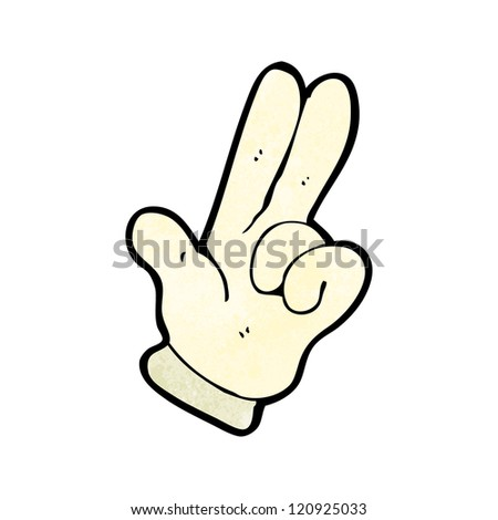 cartoon counting fingers cartoon