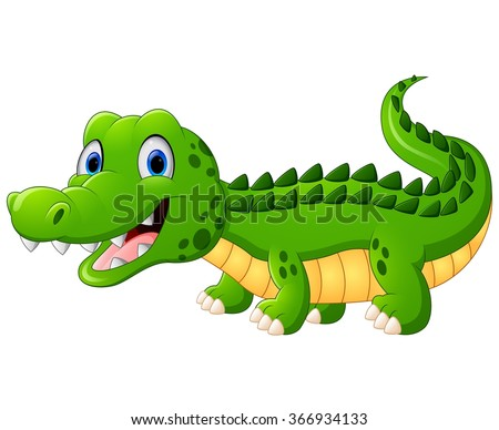 Cartoon Alligator Stock Images, Royalty-Free Images ... - photo#37
