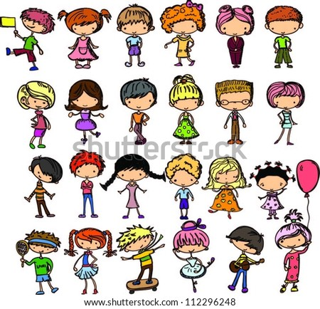 kids collection stock photos images amp pictures shutterstock