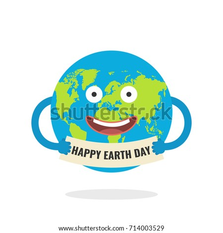 Cartoon earth character world map globe vectores en stock 714003529 world map globe with smiley face and hands vector illustration gumiabroncs Image collections