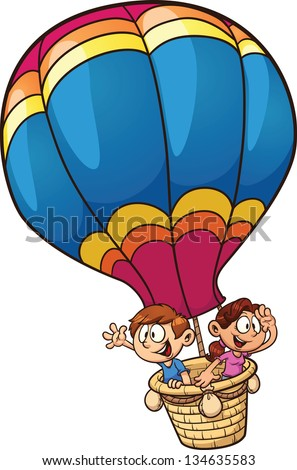Hot Air Balloon Isolated Stock Images, Royalty-Free Images ...